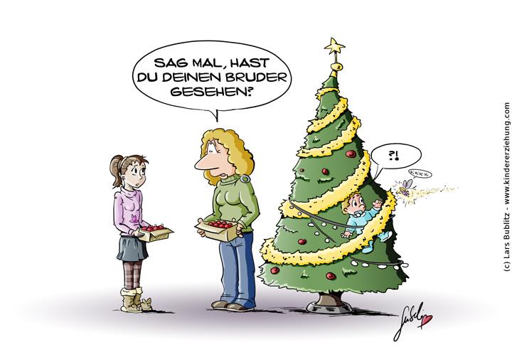 Cartoons von Kindererziehung.com