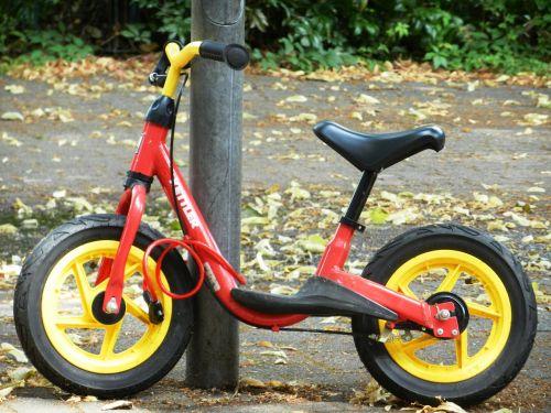 Laufrad Oder Fahrrad